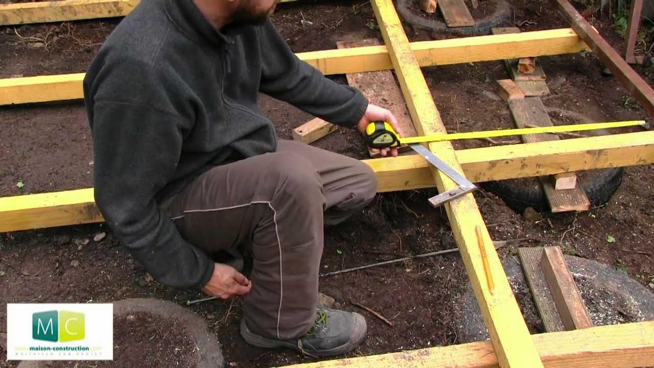 Construction Plancher Extérieur Bois, Planchers Bois Fabrication - Building  Exterior Wood Flooring avec Sol Bois Exterieur