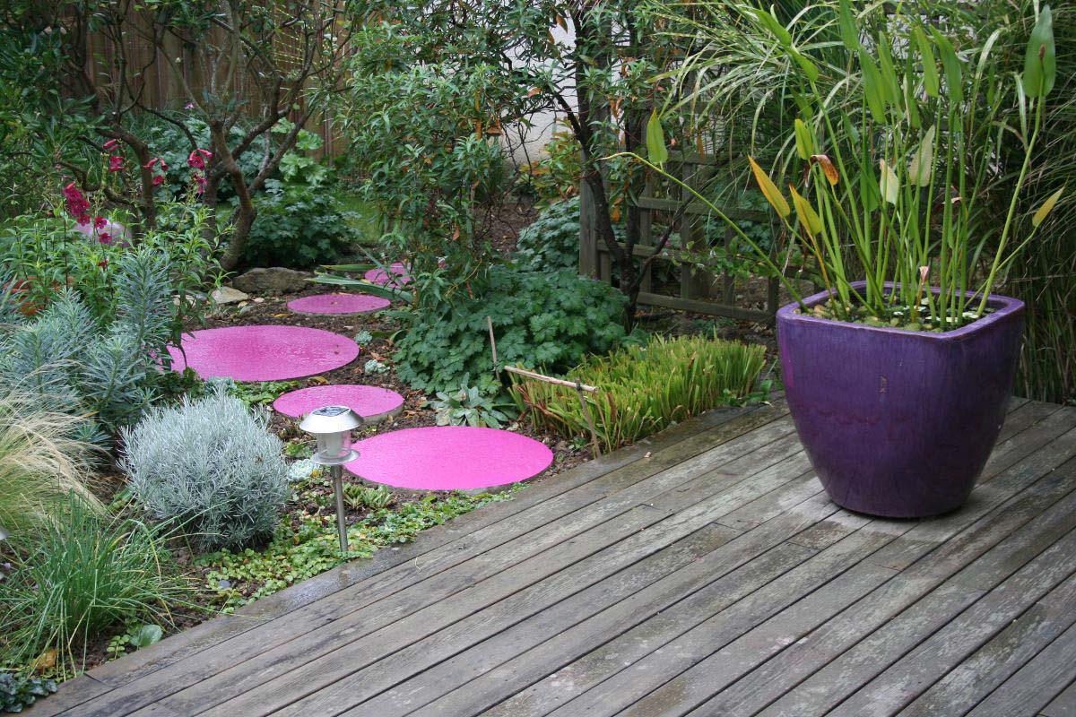 Cuisine: Dã©Coration Jardin Exterieur Décoration Jardin ... pour Decoration Jardin Zen Exterieur