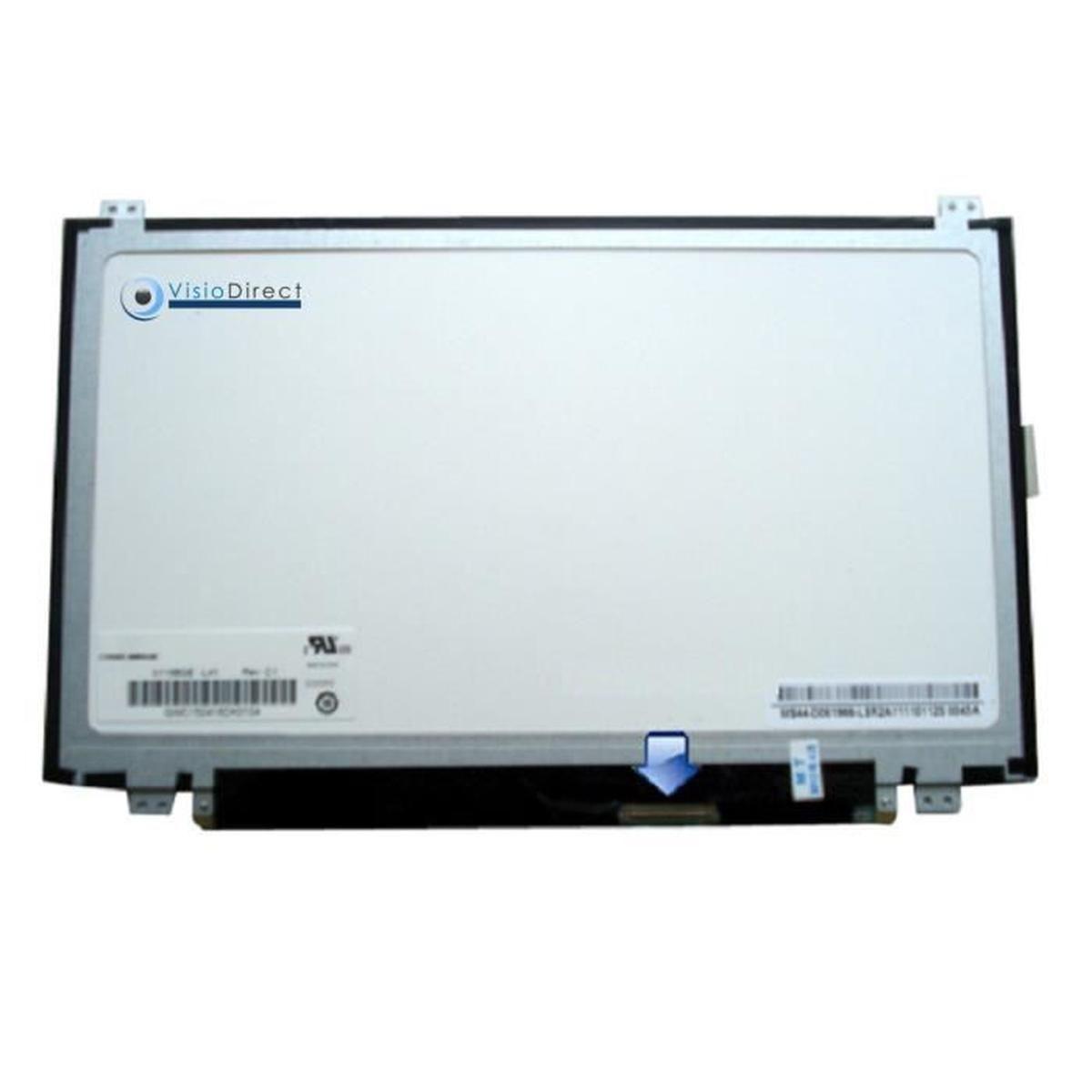 """Dalle Ecran 11.6"""" Led Pour Acer Aspire V5-121-0678 Ordinateur Portable encequiconcerne Dalle Pas Cher"""
