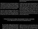 """De Paris N"""" Ocro Bre-Lr Ouelt Bre I 990. Bulletin De Liaison ... tout Amanagement Cour Extarieur"""