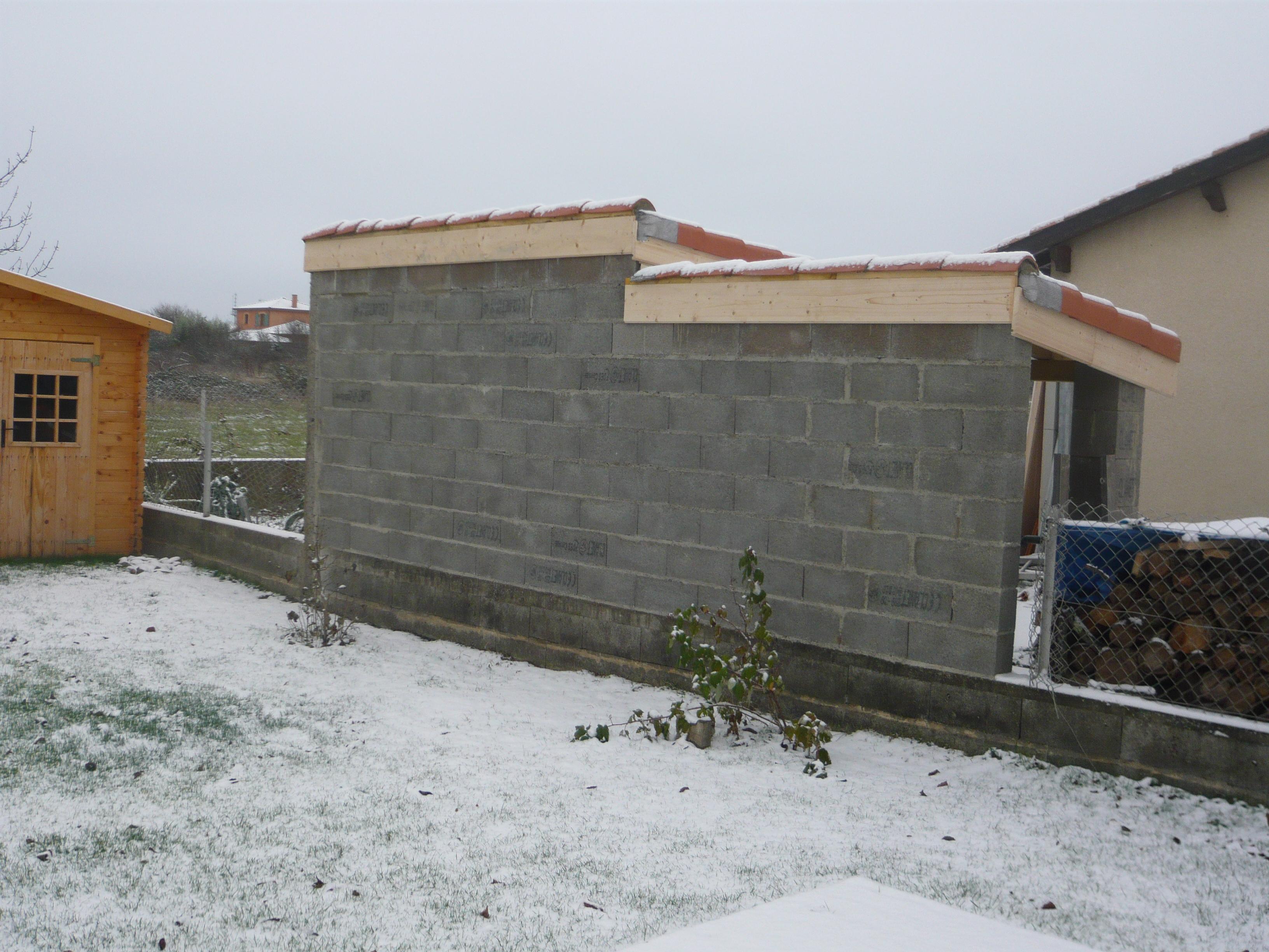 Décembre | 2009 | Nos Rénos Décos tout Abri De Jardin En Dur