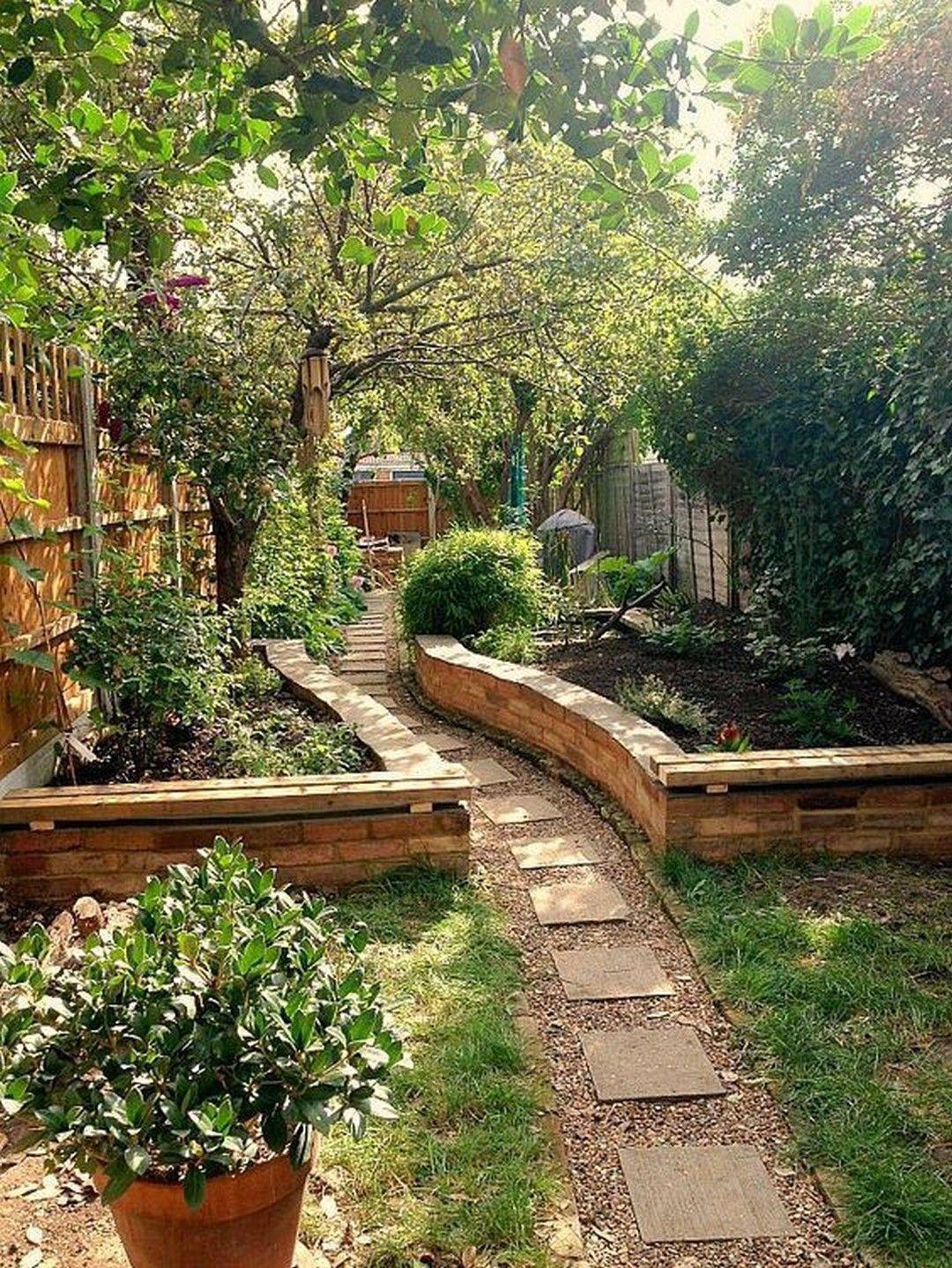 D'économie De Budget Pour Votre Meilleur Bricolage Jardin ... encequiconcerne Petit Jardin Paysager