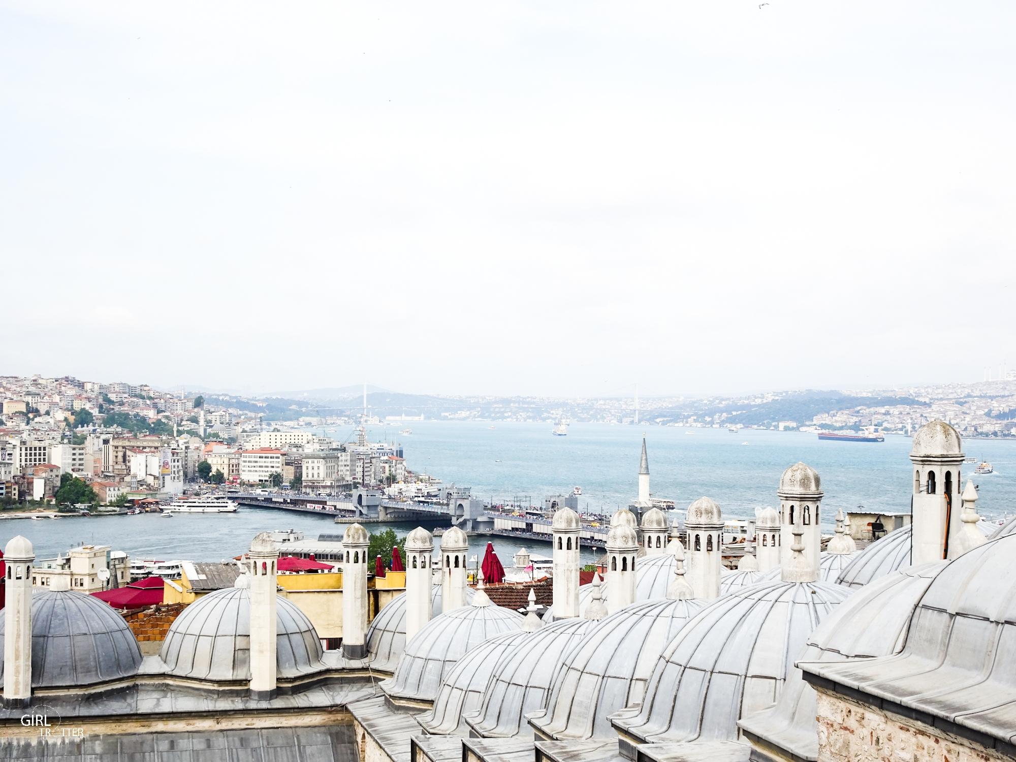 Découvrir Istanbul : Un Séjour Merveilleux ⋆ Girltrotter serapportantà Agence De La Terrasse