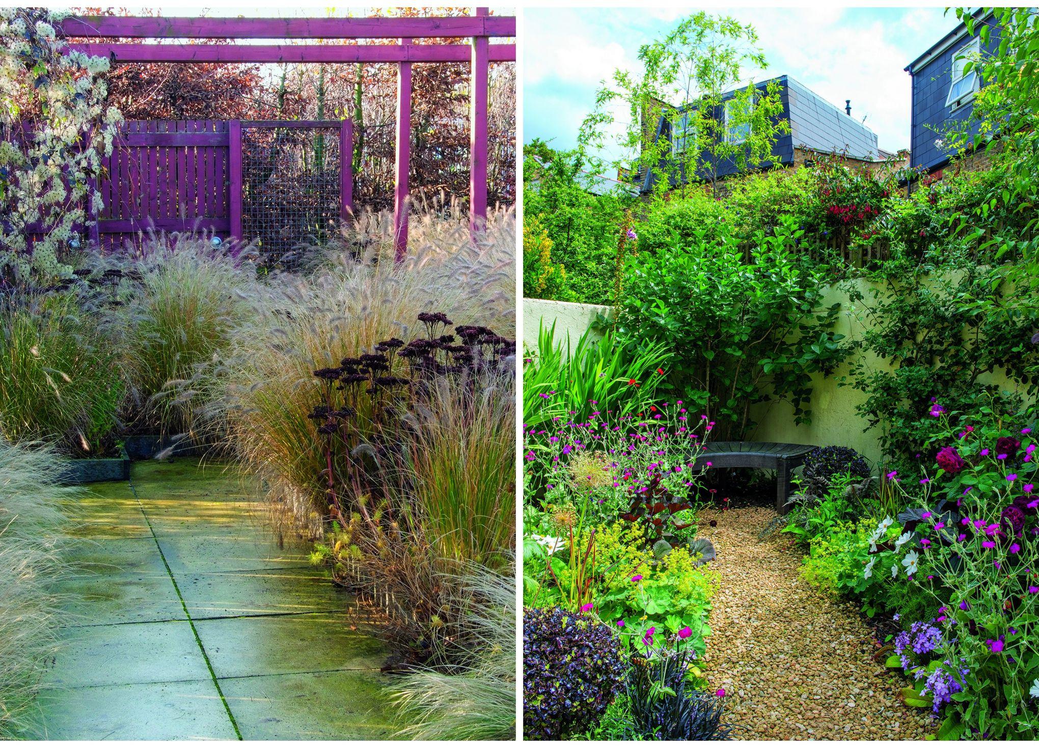 Des Astuces Pour Aménager Un Petit Jardin En Ville encequiconcerne Amenager Jardin Rectangulaire