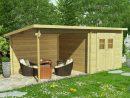 Ebay #sponsored Vidaxl Cabanon De Jardin En Rondins Bois ... destiné Abri De Jardin Avec Bucher