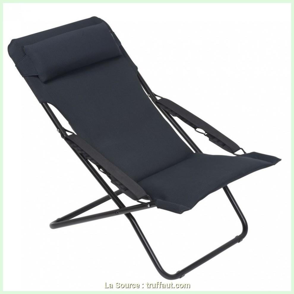 En Expert Truffaut Fauteuil Relax Aluminium Jardin R5Al4J concernant Salon De Jardin Truffaut