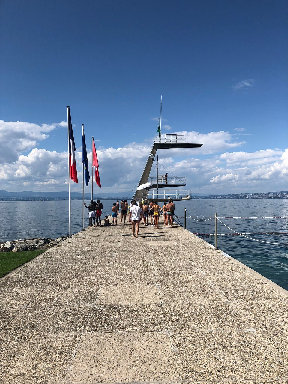 Evian Piscine (Evian-Les-Bains) - 2020 All You Need To Know ... tout Piscine Evian