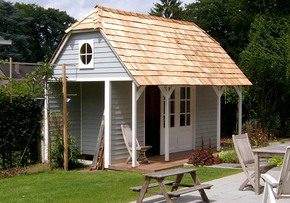 Fabrication D'abris Et De Cabanes De Jardin En Bois Sur Mesure pour Abri De Jardin Belgique
