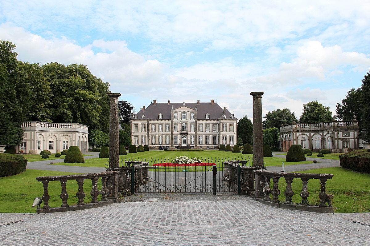 File:0 Attre - Chateau (1).jpg - Wikimedia Commons avec Allae De Jardin