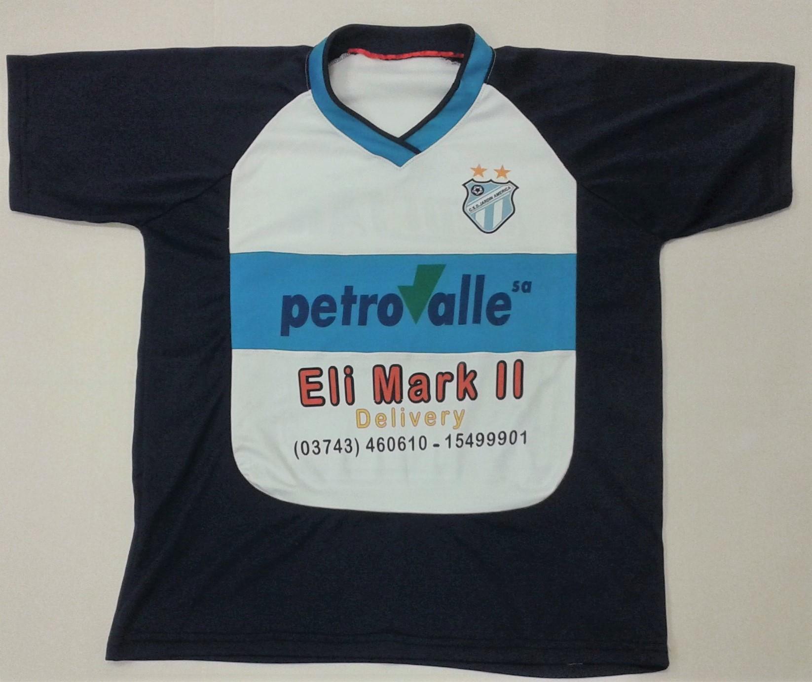 File:camiseta Alternativa Del Club Club Social Y Deportivo ... avec Allae De Jardin