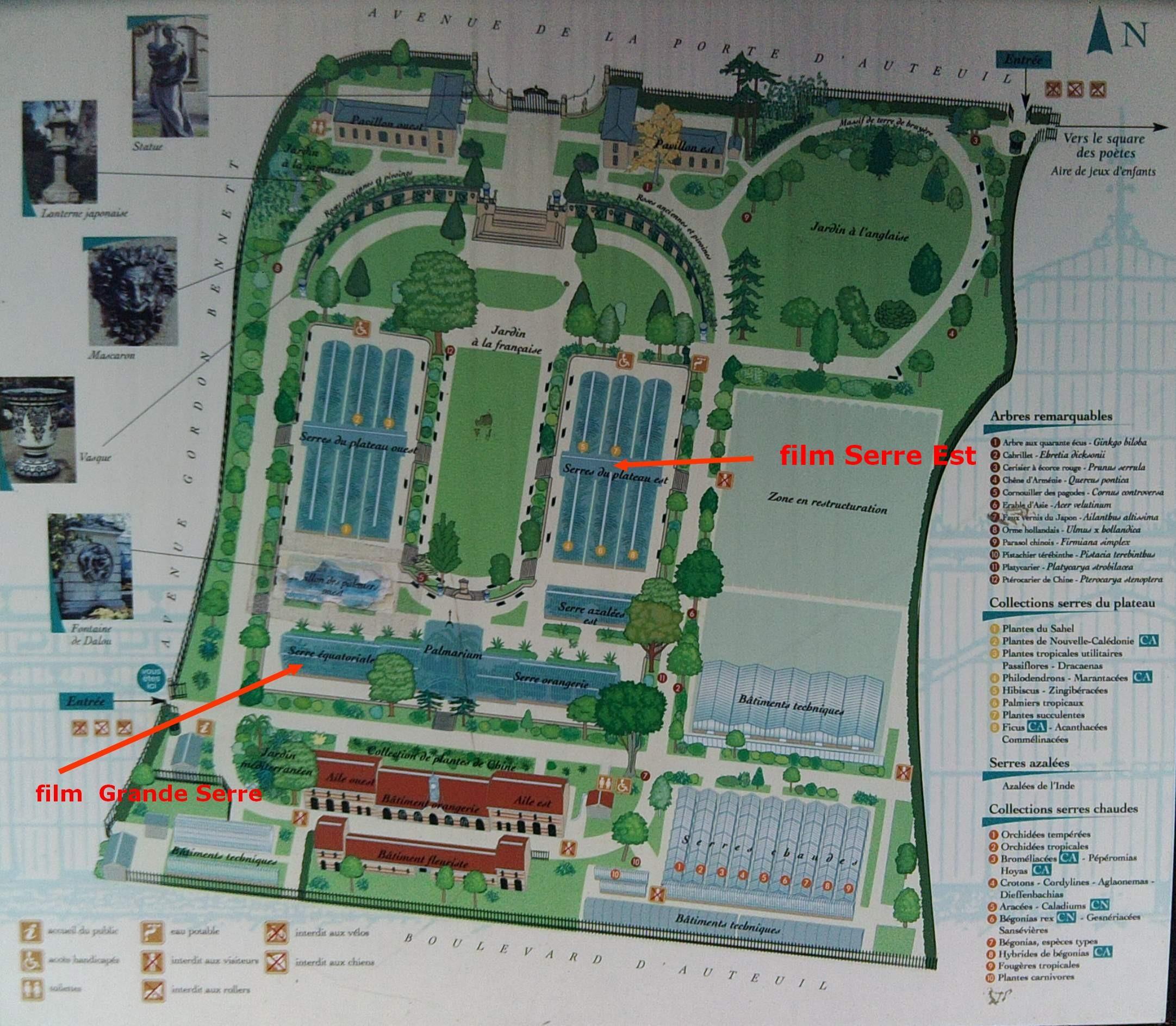 Fransa), Jardin Des Serres D * Yıldızlı Otel Olan Jardin Des ... concernant Allae De Jardin