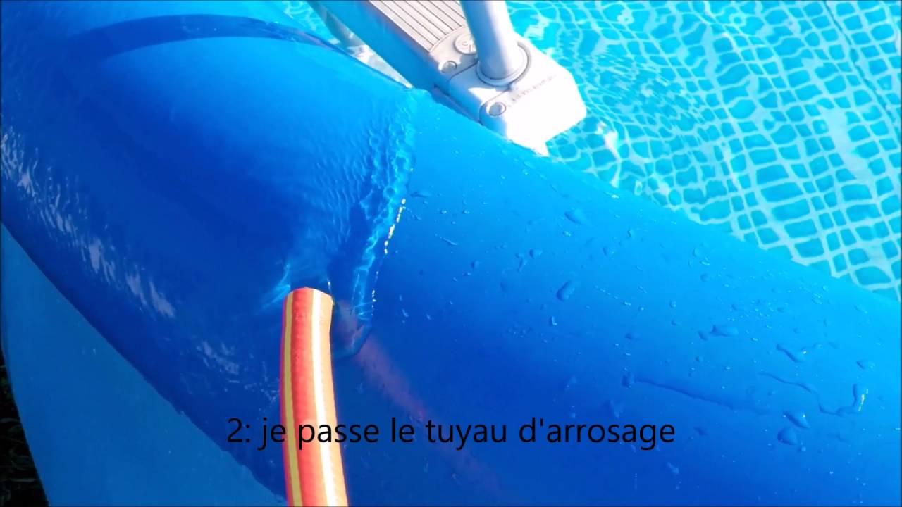 Fuite D'air Boudin Gonflable destiné Rustine Piscine Intex
