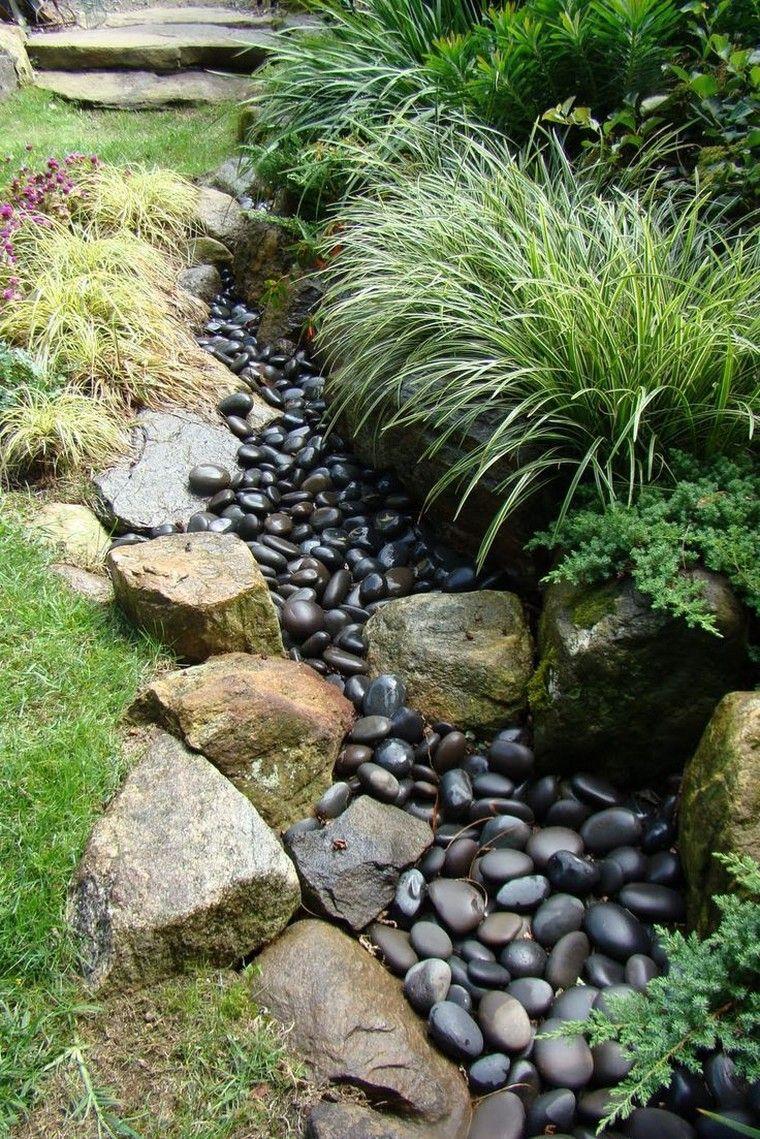 Galets Déco Extérieur Idée Espace Jardin Japonais Jardin Zen ... concernant Deco Zen Exterieur