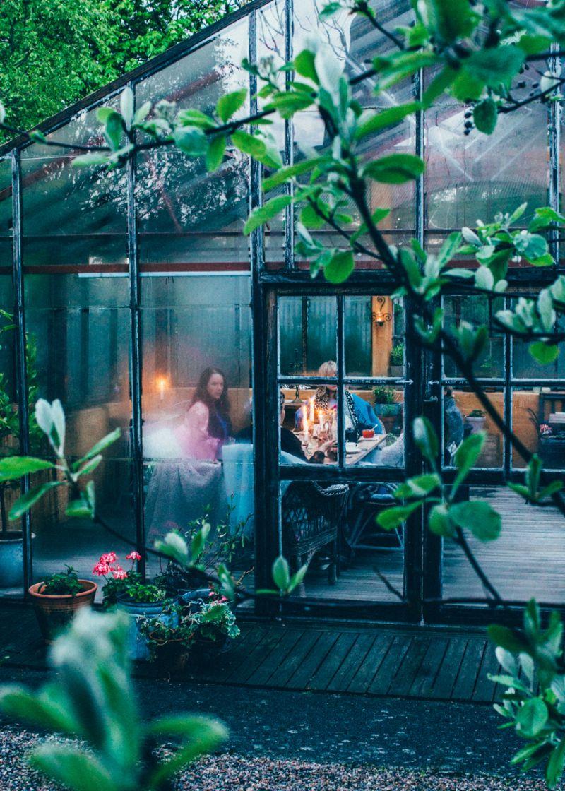 Glass House | Jardin D'hiver, Jardins Et Jardin Maison encequiconcerne Verriere Jardin