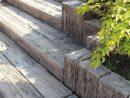 Häusler Versteinertes Holz- Balken, Stufen Etc. - Lassen Sie ... avec Allae De Jardin