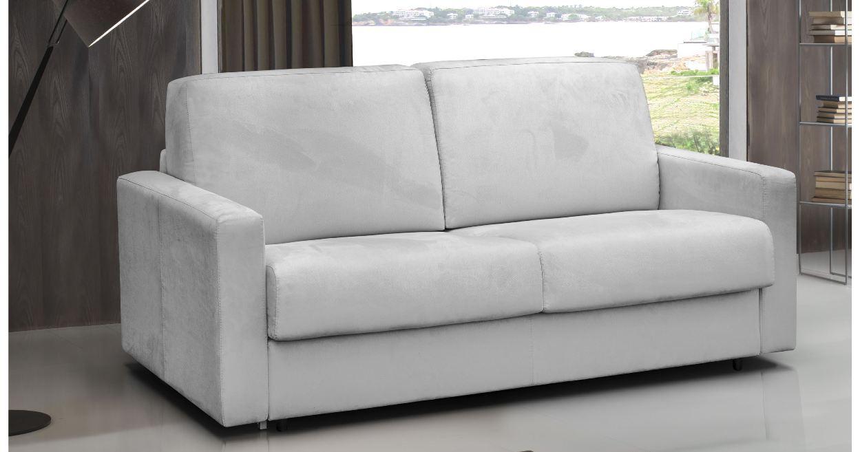 Honfleur Convertible Microfibre Ou Cuir Système Express Fast'bed à Canape Cuir Convertible