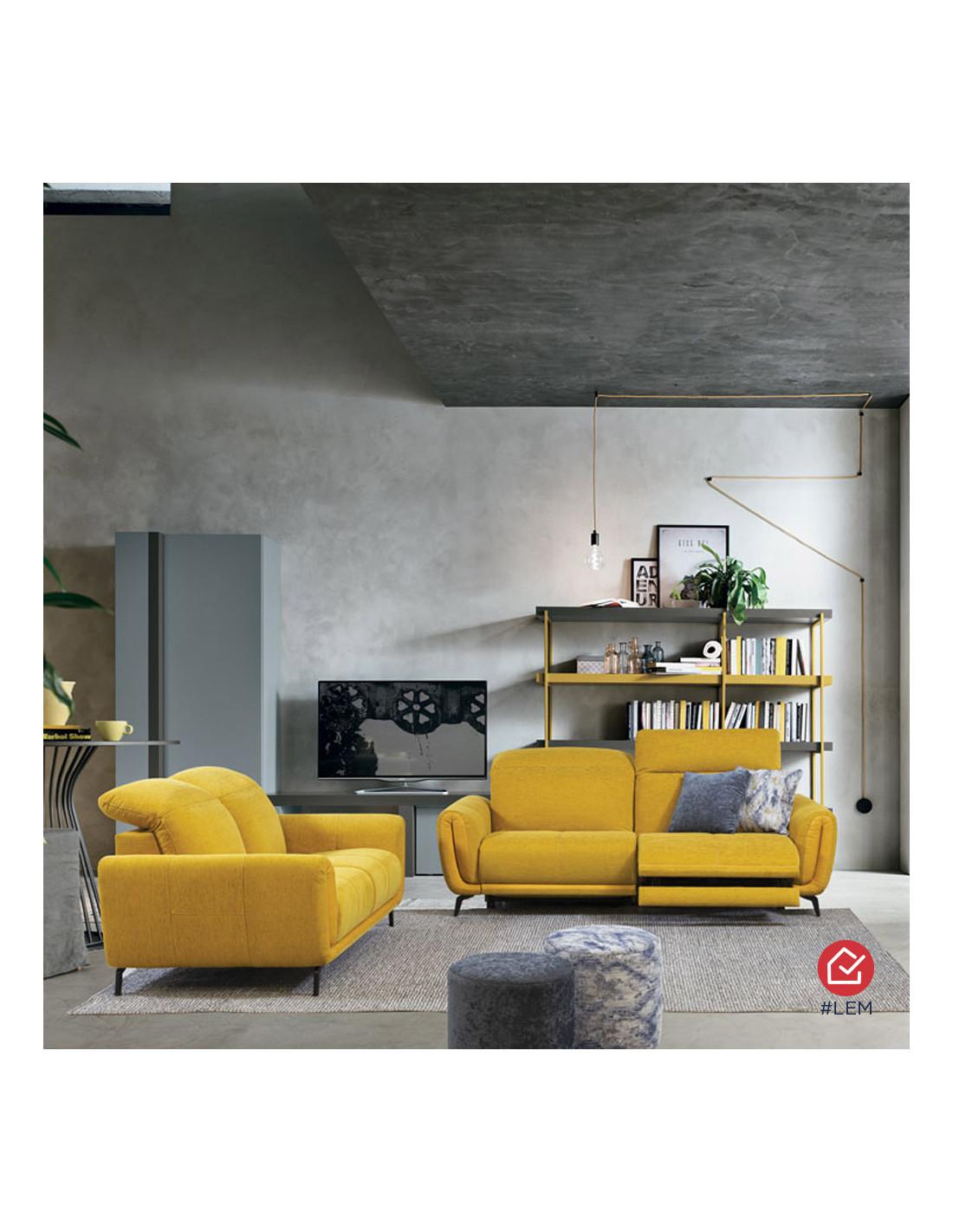 Ida - Canapé Relaxation Design avec Canape Relax Design