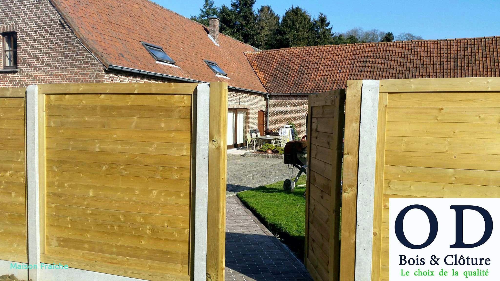 Idee Cabane Jardin Stupéfiant Cloture Jardin Pas Cher ... encequiconcerne Abri De Jardin Brico Depot