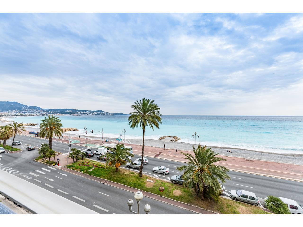 Immobilier Appartement Nice Nice Promenade Des Anglais 4 ... à Agence De La Terrasse