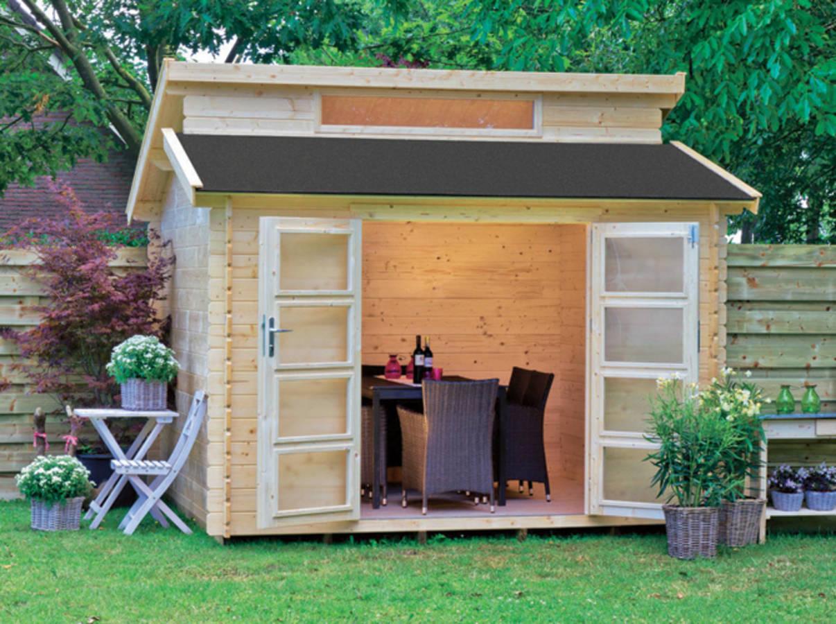 Immobilier : La Taxe « Abri De Jardin » Augmente Fortement tout Abri Jardin Bois 5M2