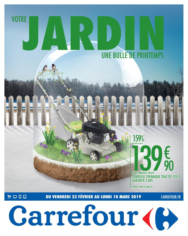 Jardin Carrefour By Ofertas Supermercados - Issuu concernant Abris De Jardin Carrefour