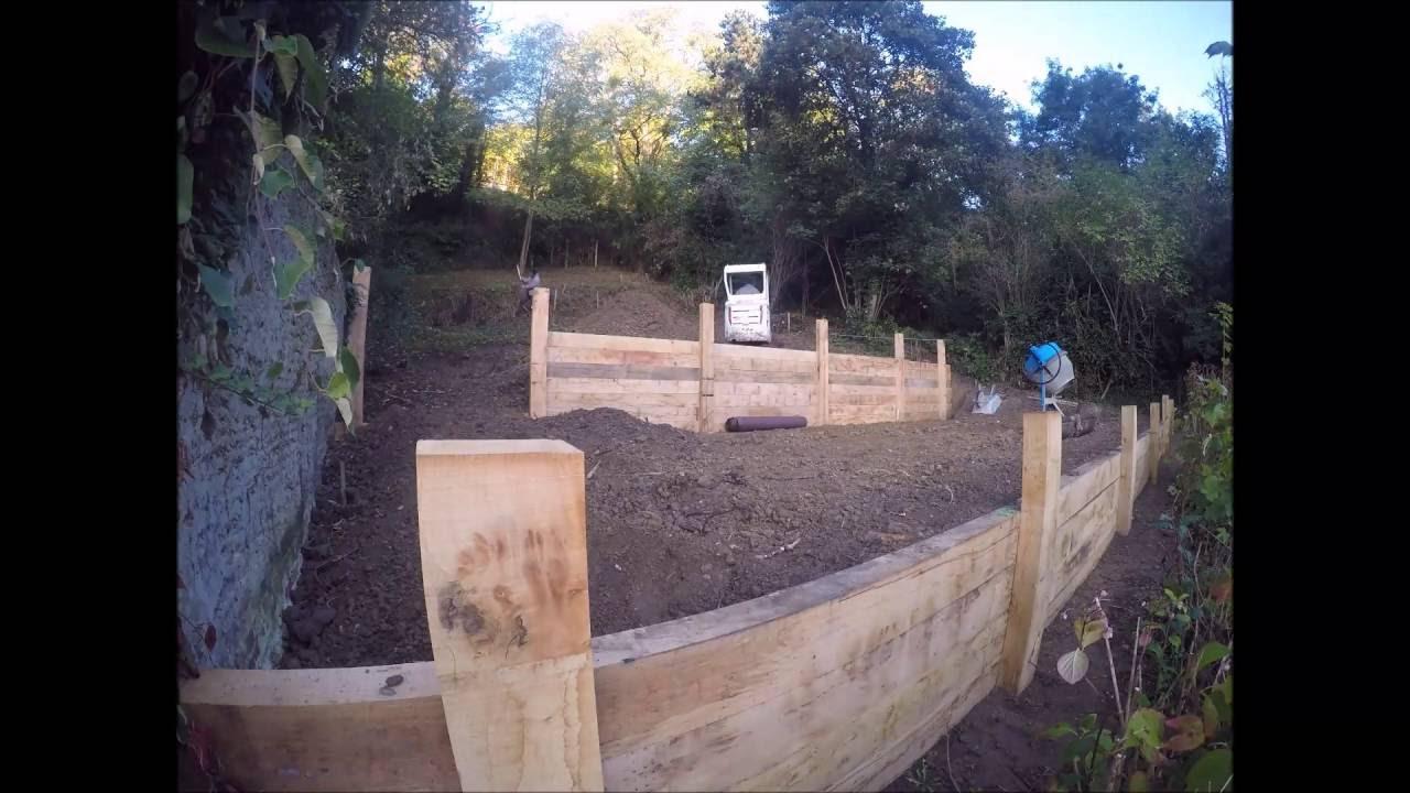 Jardin En Pente - Roots Paysages à Amanagement Jardin En Pente