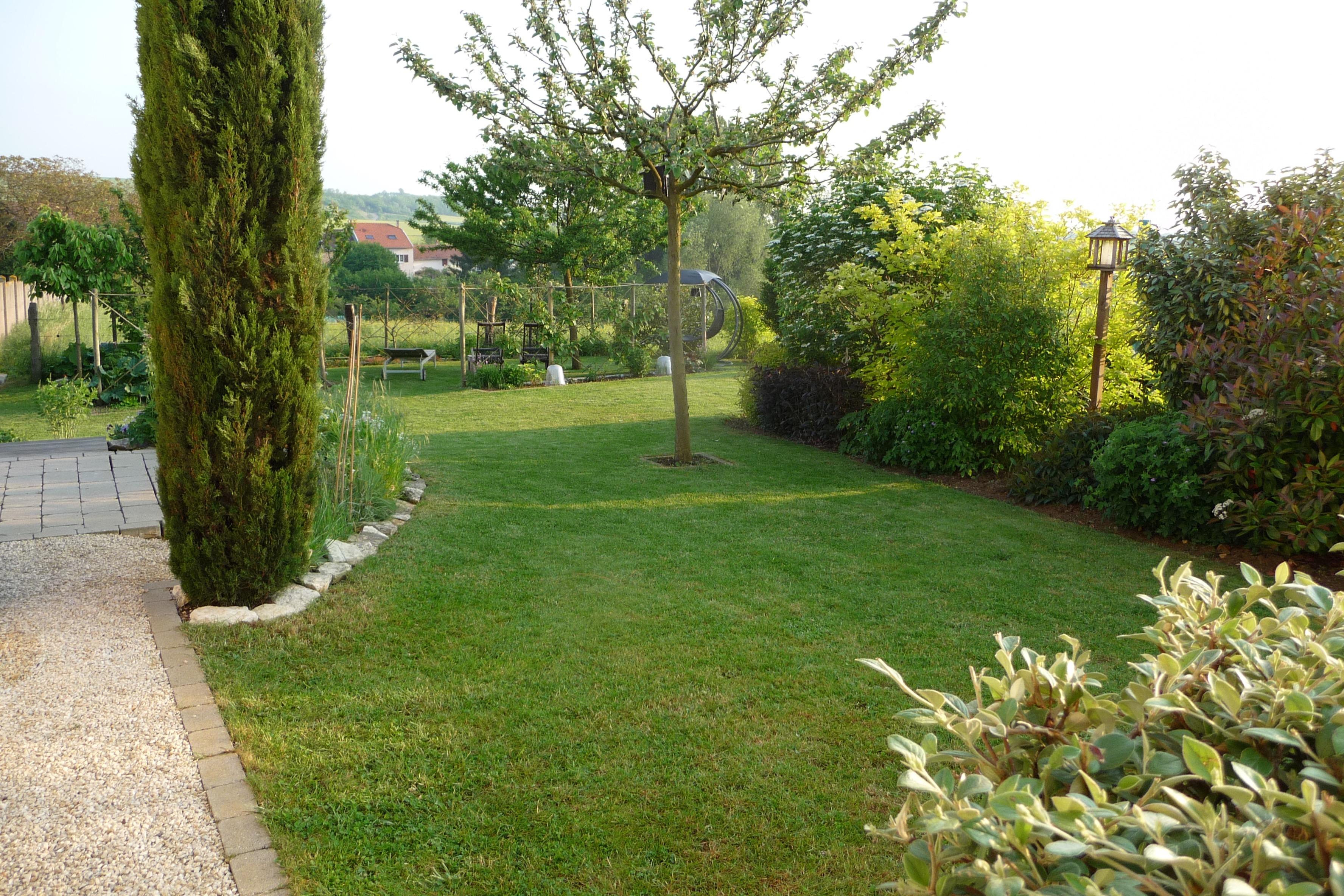 Jardin Paysager : Création D'un Jardin De Campagne encequiconcerne Petit Jardin Paysager