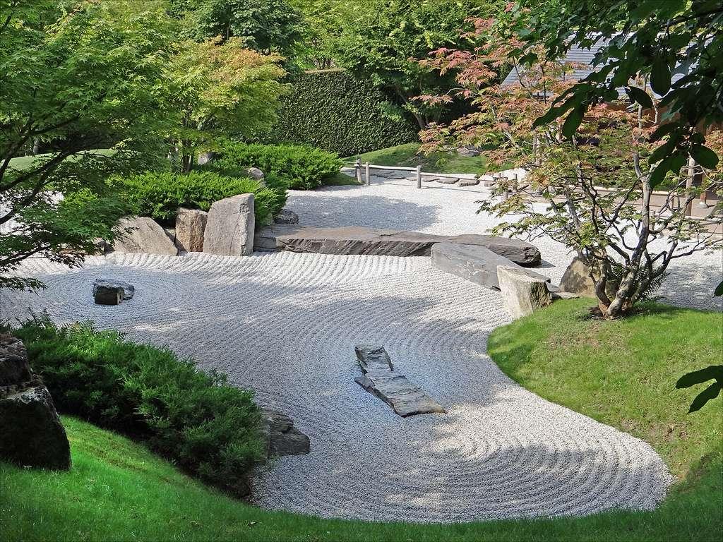 Jardin Zen : Conseils Déco, Astuces, Idées Pratiques - Super ... destiné Decoration Jardin Zen Exterieur