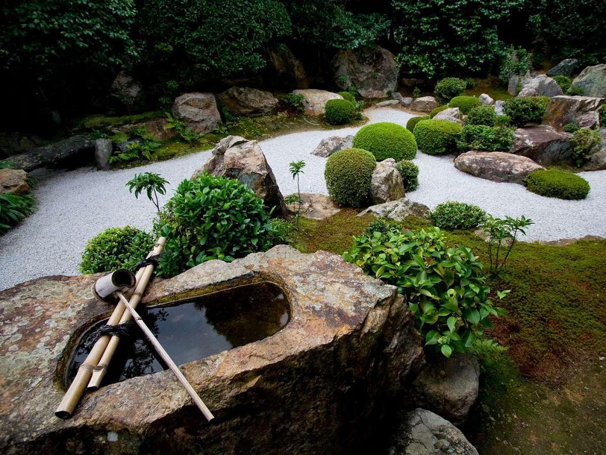 Jardin Zen : Conseils Déco, Astuces, Idées Pratiques - Super ... encequiconcerne Decoration Jardin Zen Exterieur