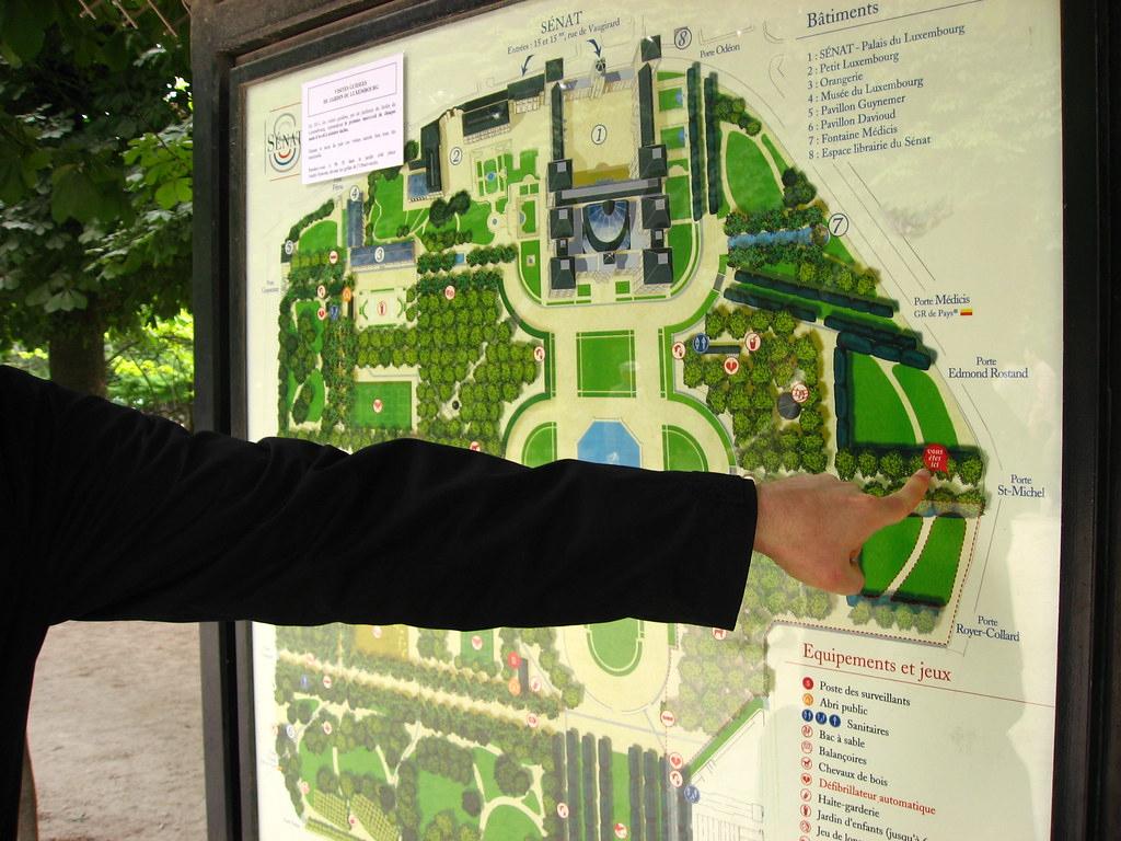 Jardins De Luxembourg | Ruminatrix | Flickr pour Abri Jardin Design