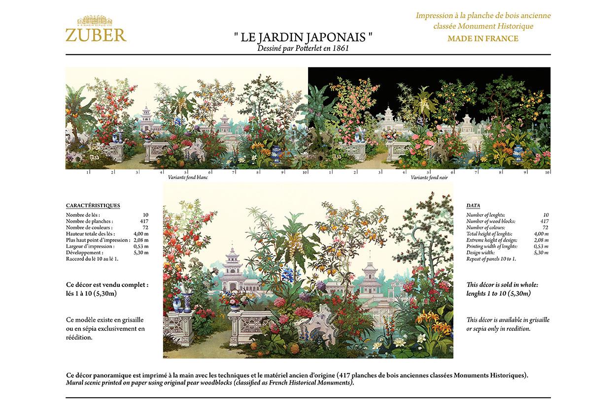 Jardins Japonais avec Modele De Jardin Japonais