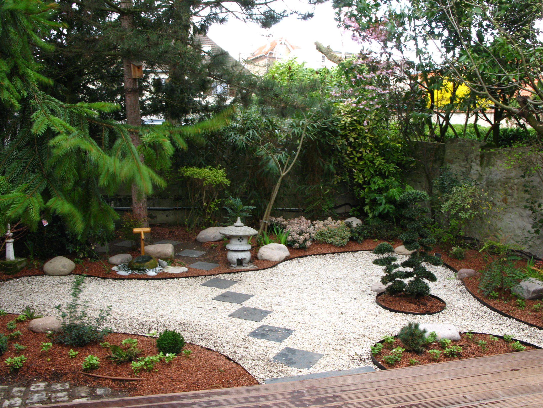 Jardins Japonais | Jardinier Paysagiste Paris Et 94 destiné Modele De Jardin Japonais