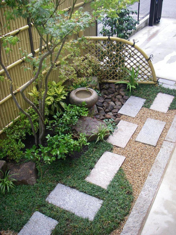 Jloredo Sur Mobile Home Paysages Dans Le Petit Jardin ... concernant Petit Jardin Paysager
