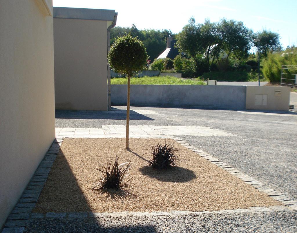 Kerbrat Jardins - Aménagement Cour R01 | Kerbrat Jardins ... concernant Amanagement De Cour