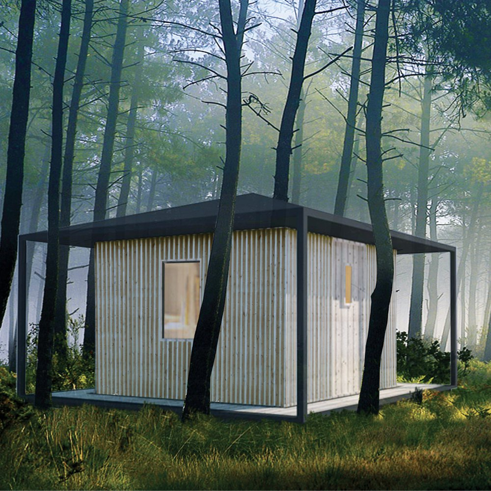 La Cabane De Jardin Devient Chic - Marie Claire à Abri De Jardin 19M2