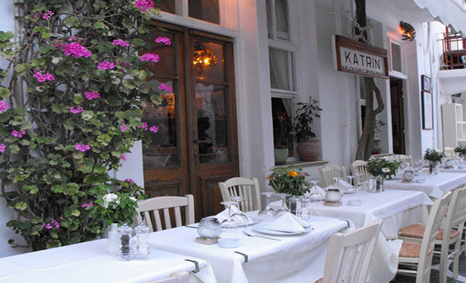 La Maison De Catherine - Dinner Venue In Mykonos destiné La Maison De Catherine