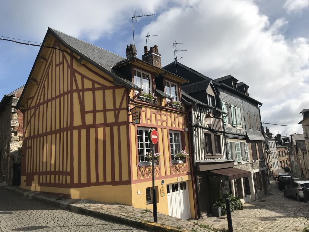 La Maison De Pierre Et Valérie Ste Catherine Honfleur ... avec La Maison De Catherine