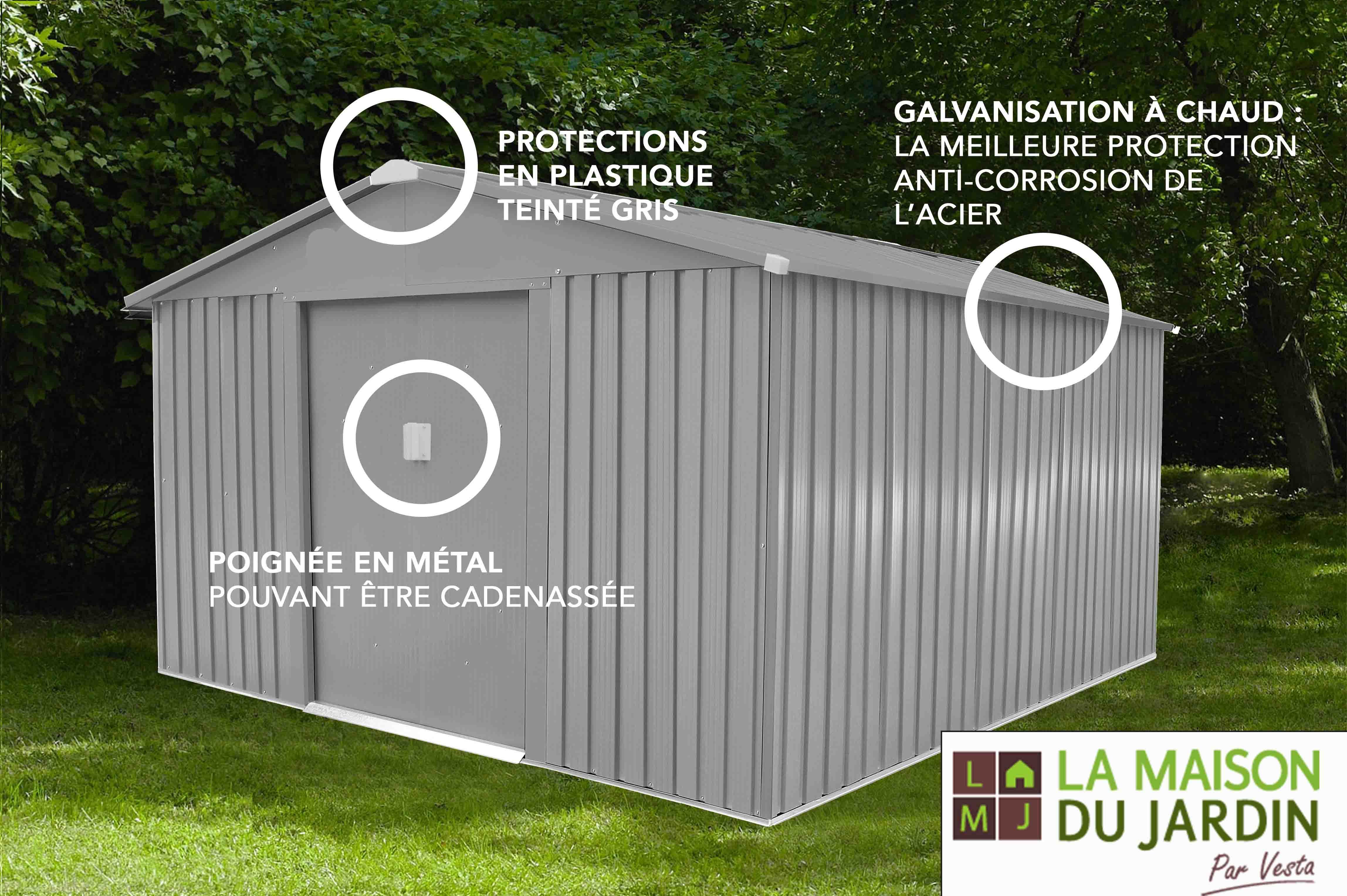 La Maison Du Jardin:chalet & Jardin tout Abri De Jardin Maison
