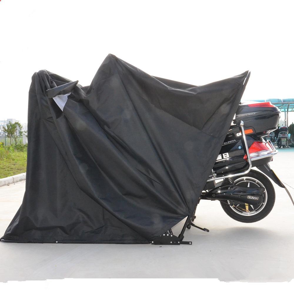 La Moto Bouclier Standard (Moyen) Moto Abri/de Stockage ... tout Abri Moto Jardin