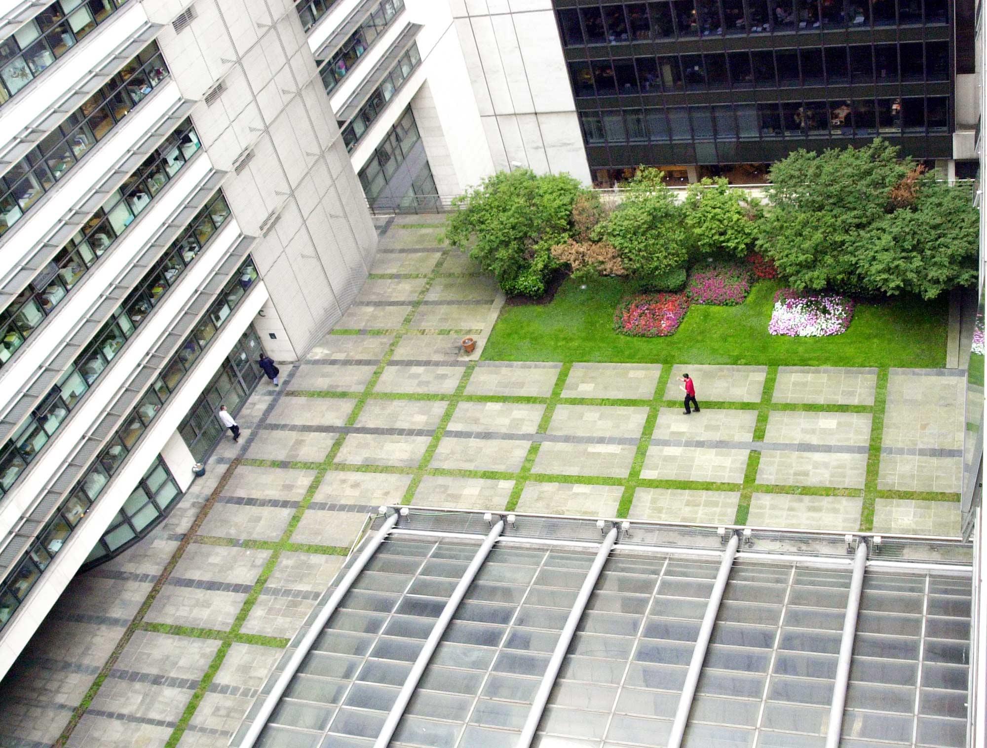 La Terrasse Extérieure Du Siège Social De La Ratp - Agence ... avec Agence De La Terrasse