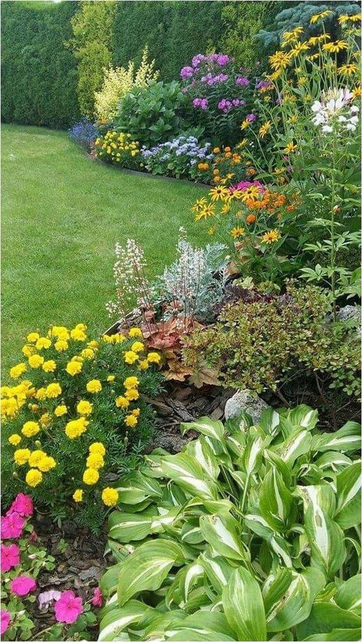 Landschaftsideen Für Hinterhof 4043781177 ... encequiconcerne Petit Jardin Paysager
