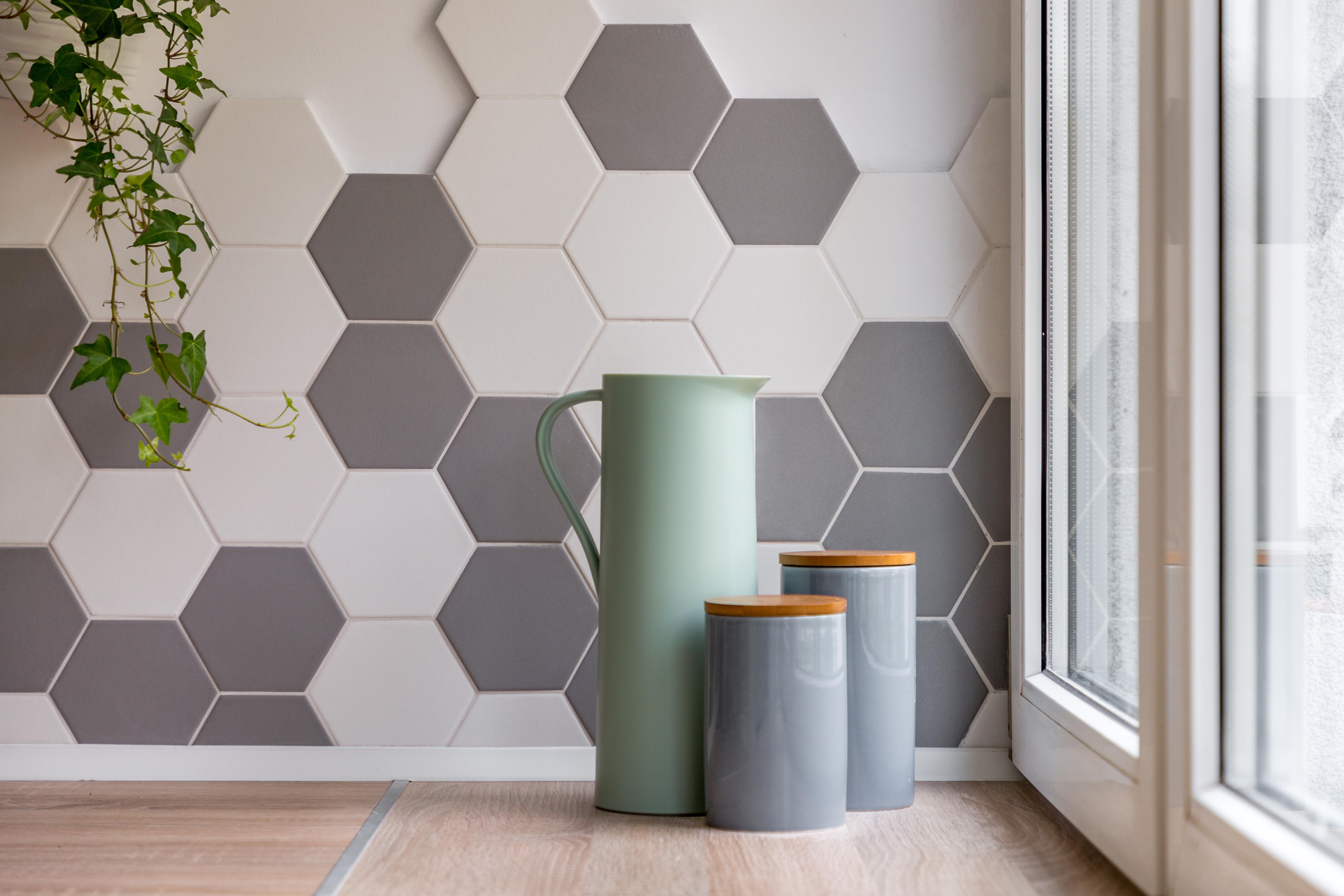 Le Carrelage Hexagonal : Atout, Inconvénient Et Prix tout Carrelage Sol Hexagonal