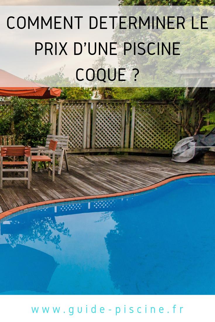 Le Prix D'une Piscine Coque | Piscine Coque, Piscine Et ... pour Prix Piscine Coque
