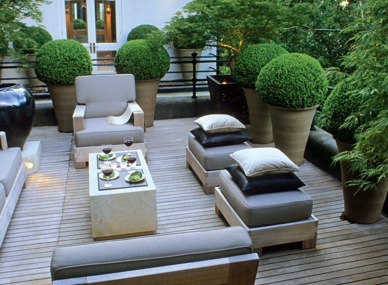 Les 3 Points Importants Lors D'un Aménagement De Terrasse ... concernant Amenagement De Terrasse