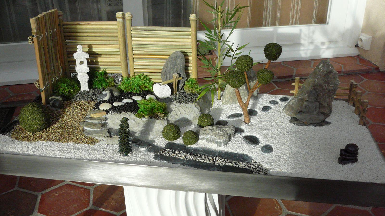 Maquette De Jardin Japonais - Loisirscreatifs-A-Patou ... encequiconcerne Modele De Jardin Japonais
