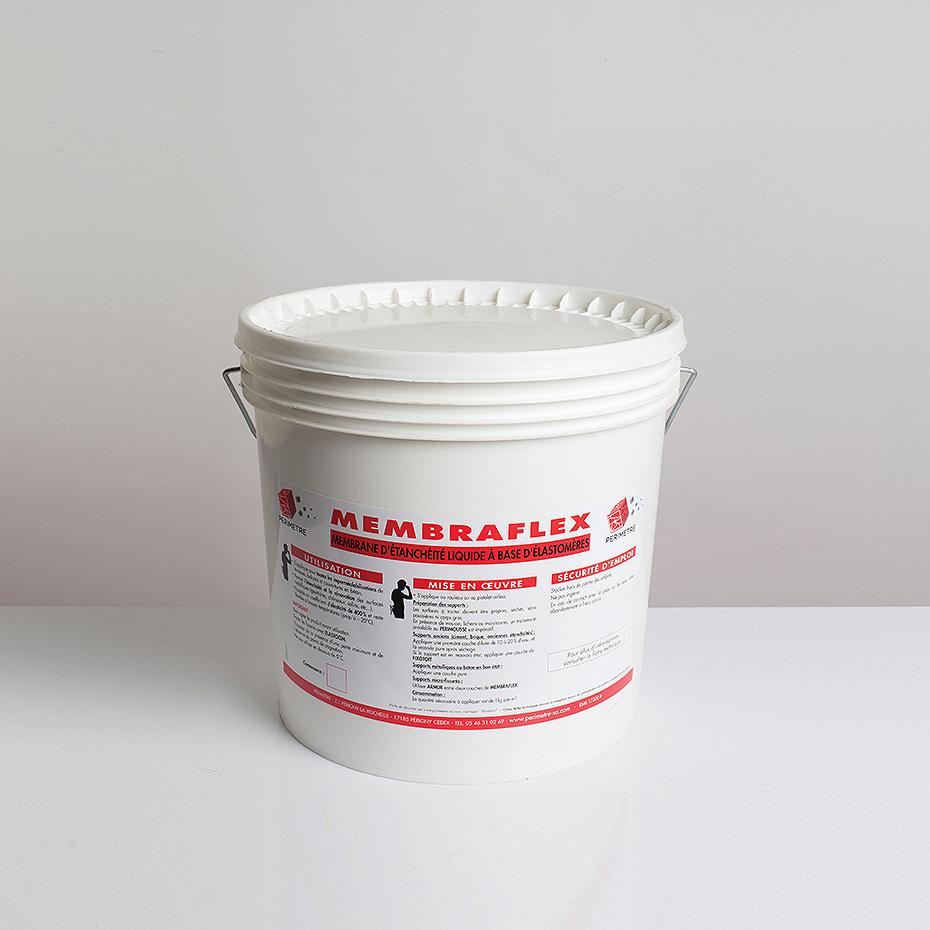 Membraflex - Membrane Souple D'étanchéité Liquide - Périmètre encequiconcerne Produit D Etancheite