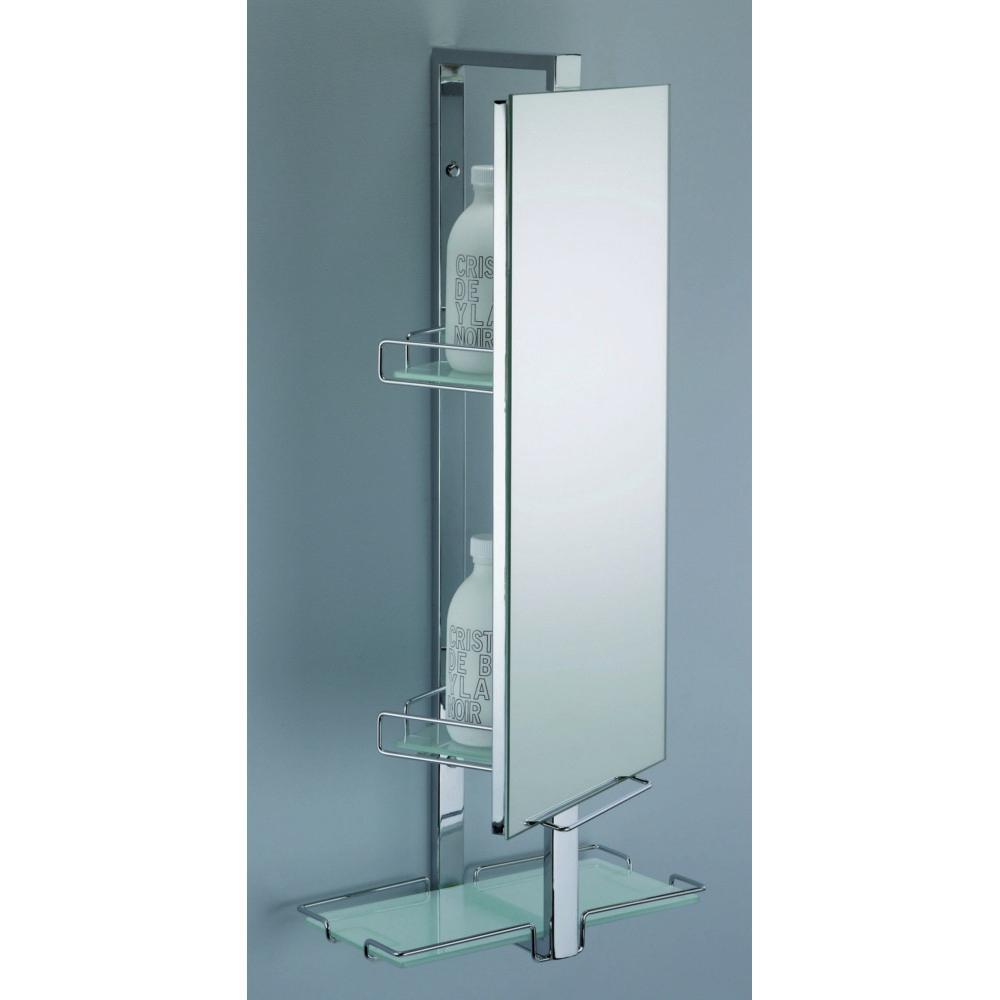 Miroir Pivotant Vertigo Allibert avec Allibert Salle De Bain