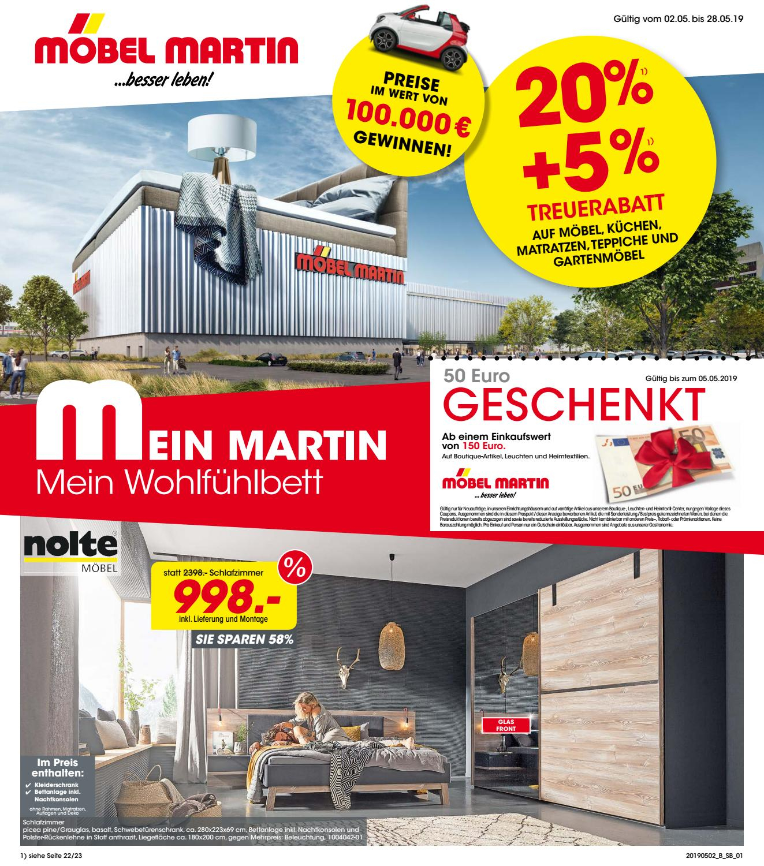 Möbel Martin | 02.05.2019 By Saarbrücker Verlagsservice Gmbh ... destiné Mobel Martin Canape