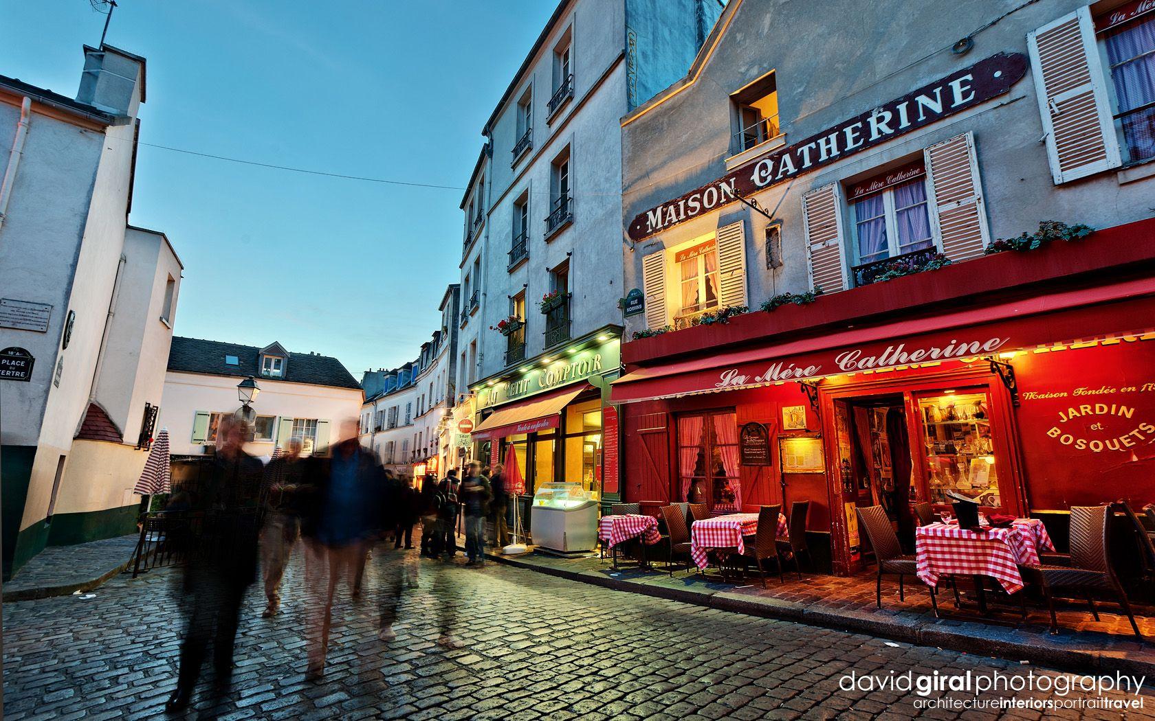 Montmartre Paris - Maison Catherine | Montmartre, Paris tout La Maison De Catherine