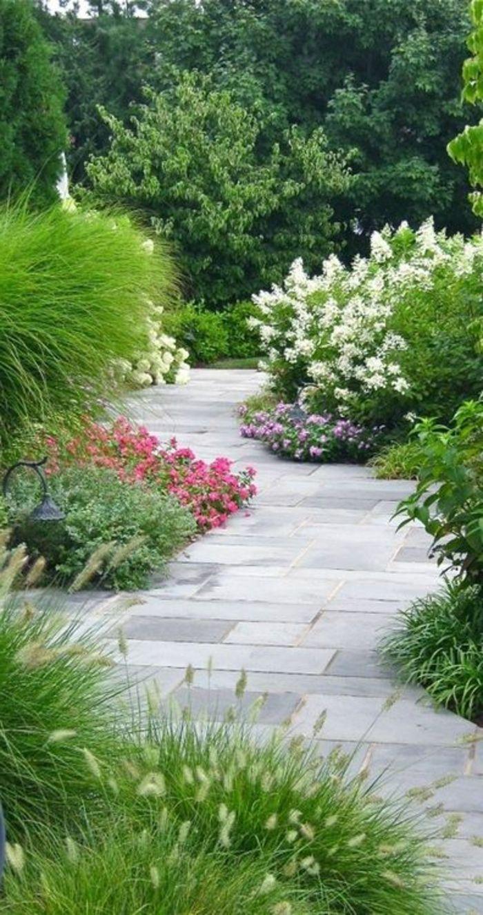 Nos Propositions En Vidéos Pour Faire Une Allée De Jardin ... pour Allee De Jardin